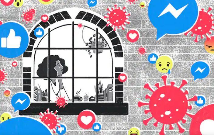 social media in time of Pandemic